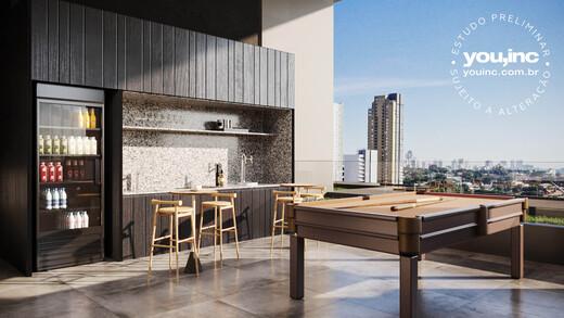 Cozinha compartilhada - Apartamento 3 quartos à venda Pinheiros, São Paulo - R$ 1.642.500 - II-17454-28585 - 11