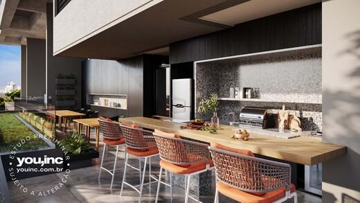 Praca coberta - Apartamento 3 quartos à venda Pinheiros, São Paulo - R$ 1.642.500 - II-17454-28585 - 14
