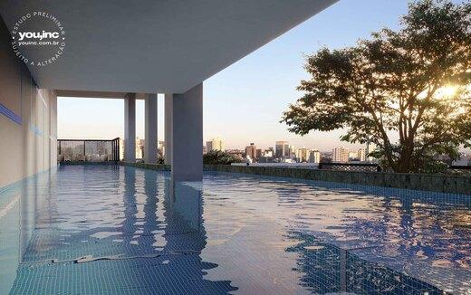 Piscina - Apartamento 3 quartos à venda Pinheiros, São Paulo - R$ 1.642.500 - II-17454-28585 - 16