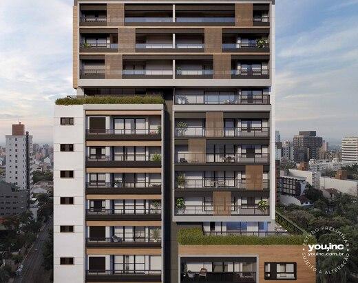 Voo de passaro - Apartamento 3 quartos à venda Pinheiros, São Paulo - R$ 1.642.500 - II-17454-28585 - 17