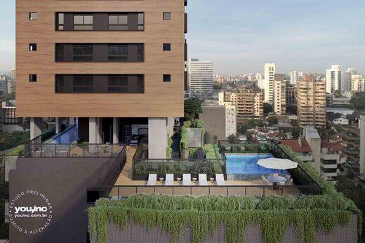 Voo de passaro - Apartamento 3 quartos à venda Pinheiros, São Paulo - R$ 1.642.500 - II-17454-28585 - 18