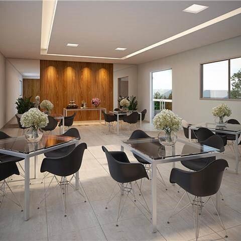 Salao de festas - Apartamento 2 quartos à venda Rio de Janeiro,RJ - R$ 197.490 - II-17426-28539 - 3