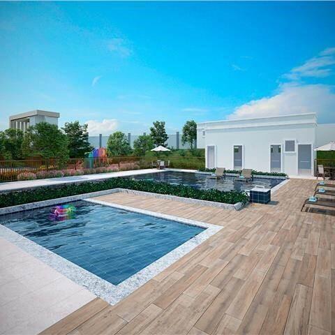 Piscina - Apartamento 2 quartos à venda Rio de Janeiro,RJ - R$ 197.490 - II-17426-28539 - 5