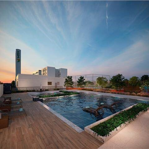 Piscina - Apartamento 2 quartos à venda Rio de Janeiro,RJ - R$ 197.490 - II-17426-28539 - 6