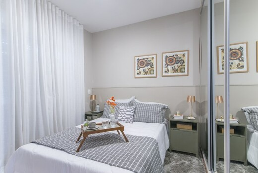 Dormitorio - Fachada - Canárias #128 - 846 - 12