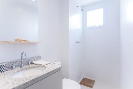 Banheiro - Fachada - Canárias #128 - 846 - 17