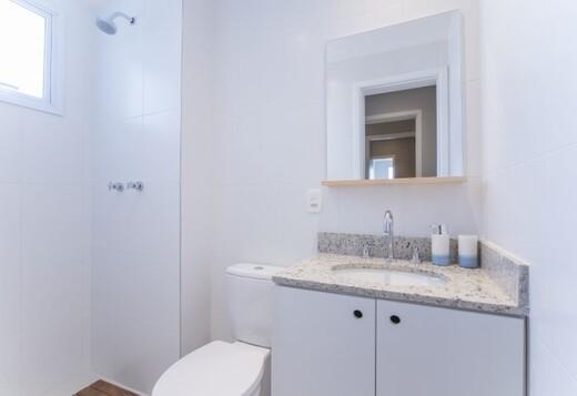 Banheiro - Fachada - Canárias #128 - 846 - 18