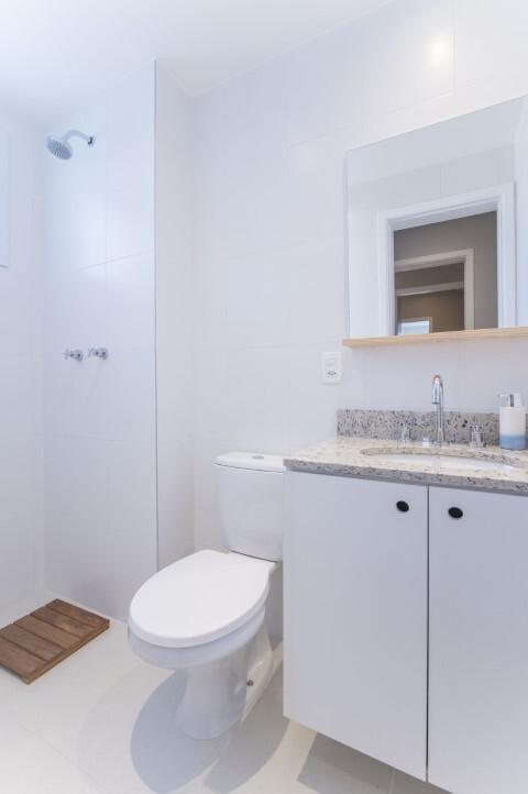 Banheiro - Fachada - Canárias #128 - 846 - 19