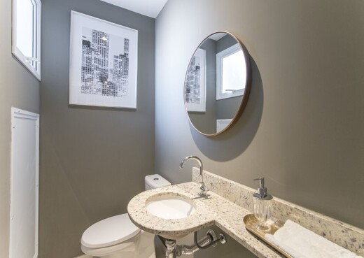 Banheiro - Fachada - Canárias #128 - 846 - 20