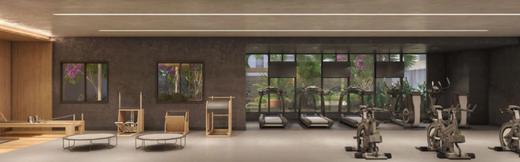 Fitness - Apartamento 4 quartos à venda Vila Mariana, São Paulo - R$ 2.070.412 - II-17496-28655 - 6
