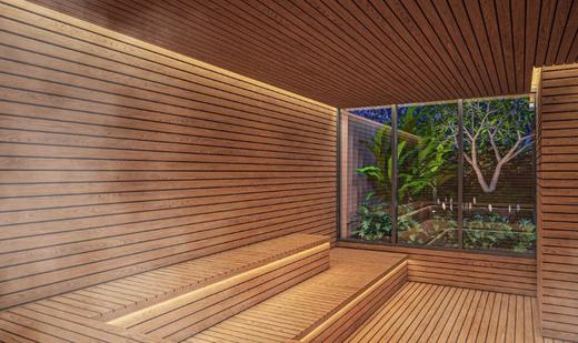 Sauna - Apartamento 4 quartos à venda Vila Mariana, São Paulo - R$ 2.070.412 - II-17496-28655 - 14