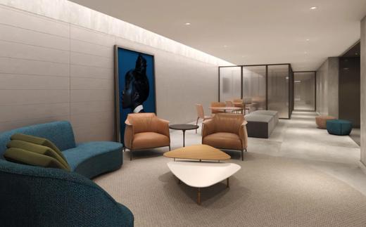 Coworking - Apartamento 4 quartos à venda Vila Mariana, São Paulo - R$ 2.070.412 - II-17496-28655 - 16