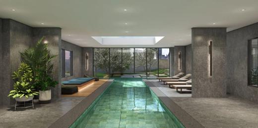Piscina coberta - Apartamento 4 quartos à venda Vila Mariana, São Paulo - R$ 2.070.412 - II-17496-28655 - 17