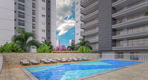 Piscina - Apartamento 4 quartos à venda Vila Mariana, São Paulo - R$ 2.070.412 - II-17496-28655 - 19