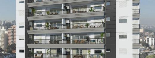 Voo de passaro - Apartamento 4 quartos à venda Vila Mariana, São Paulo - R$ 2.070.412 - II-17496-28655 - 20