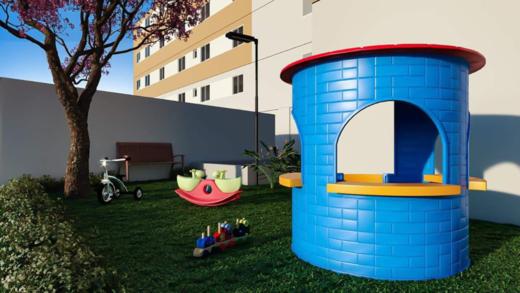 Playground - Fachada - Mundo Apto Pacaembu - 850 - 11