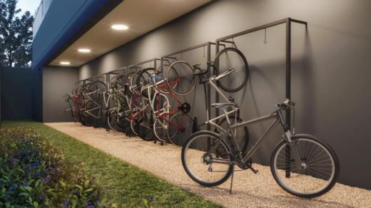 Bicicletario - Fachada - Mundo Apto Central - 849 - 12