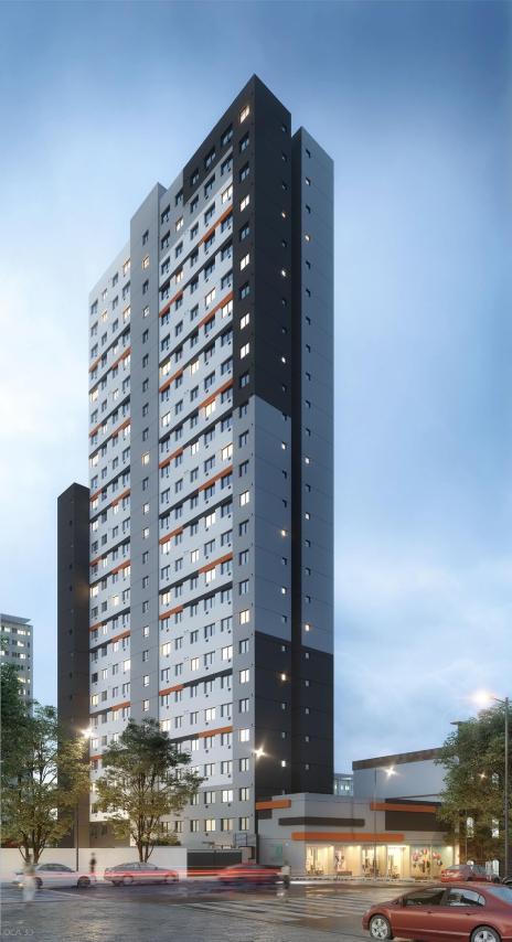 Fachada - Apartamento à venda Rua Conde de Sarzedas,Sé, São Paulo - R$ 278.160 - II-17497-28657 - 1