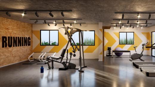 Fitness - Apartamento à venda Rua Conde de Sarzedas,Sé, São Paulo - R$ 278.160 - II-17497-28657 - 3