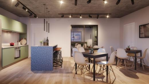 Salao de festas - Apartamento à venda Rua Conde de Sarzedas,Sé, São Paulo - R$ 278.160 - II-17497-28657 - 4