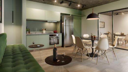 Espaco gourmet - Apartamento à venda Rua Conde de Sarzedas,Sé, São Paulo - R$ 278.160 - II-17497-28657 - 7