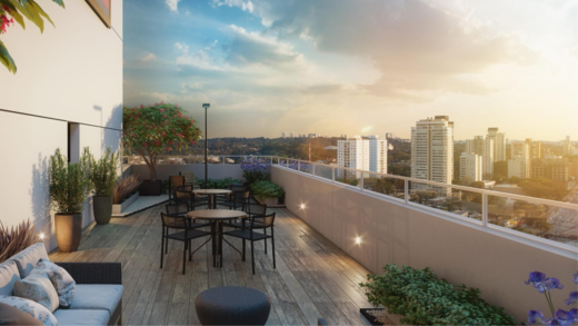 Terraco coletivo - Apartamento à venda Rua Conde de Sarzedas,Sé, São Paulo - R$ 278.160 - II-17497-28657 - 8