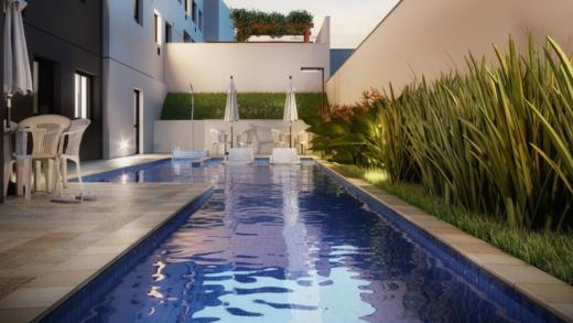 Piscina - Apartamento à venda Rua Conde de Sarzedas,Sé, São Paulo - R$ 278.160 - II-17497-28657 - 10