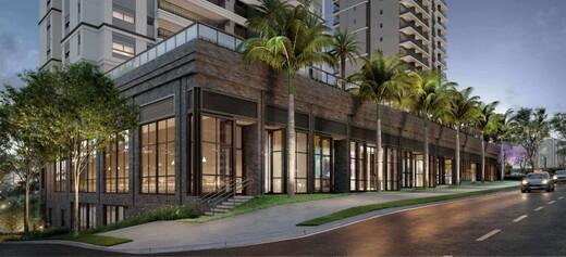 Fachada - Studio à venda Rua Vergueiro,Chácara Klabin, São Paulo - R$ 384.479 - II-17533-28708 - 1