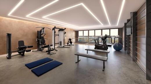 Fitness - Cobertura à venda Rua Charles Astor,Chácara Klabin, Zona Sul,São Paulo - R$ 4.142.760 - II-17521-28693 - 6