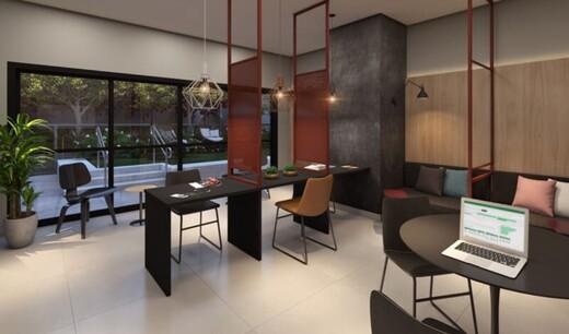 Coworking - Studio à venda Rua Ministro Ferreira Alves,Vila Pompéia, São Paulo - R$ 302.775 - II-17573-28781 - 13