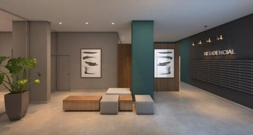 Hall - Studio à venda Rua Ministro Ferreira Alves,Vila Pompéia, São Paulo - R$ 302.775 - II-17573-28781 - 5