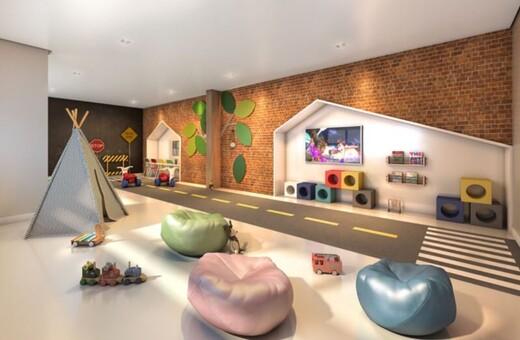 Brinquedoteca - Studio à venda Rua Ministro Ferreira Alves,Vila Pompéia, São Paulo - R$ 302.775 - II-17573-28781 - 9