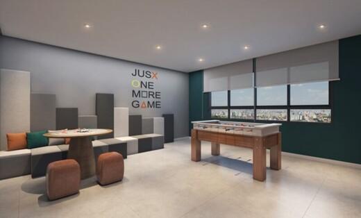 Sala de jogos - Studio à venda Rua Ministro Ferreira Alves,Vila Pompéia, São Paulo - R$ 302.775 - II-17573-28781 - 10