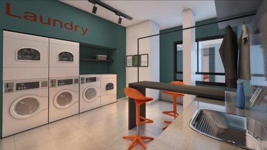 Lavanderia - Studio à venda Rua Ministro Ferreira Alves,Vila Pompéia, São Paulo - R$ 302.775 - II-17573-28781 - 11