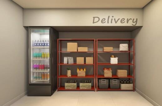 Delivery - Studio à venda Rua Ministro Ferreira Alves,Vila Pompéia, São Paulo - R$ 302.775 - II-17573-28781 - 15