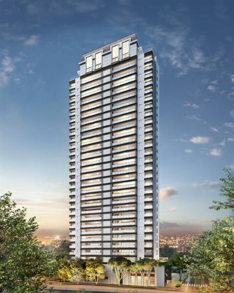Fachada - Apartamento 3 quartos à venda Campo Belo, São Paulo - R$ 2.283.596 - II-17534-28710 - 1
