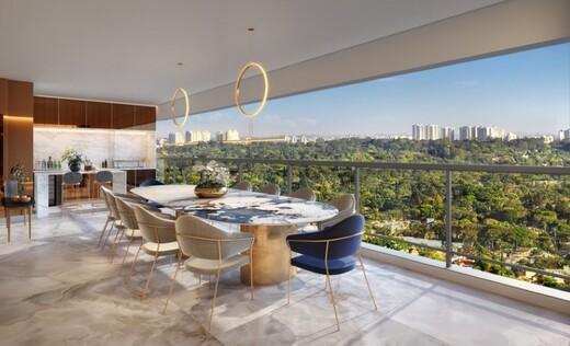 Terraco - Apartamento 3 quartos à venda Campo Belo, São Paulo - R$ 2.283.596 - II-17534-28710 - 6