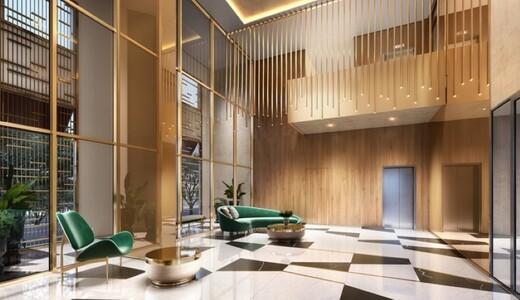 Hall - Apartamento 3 quartos à venda Campo Belo, São Paulo - R$ 2.283.596 - II-17534-28710 - 4