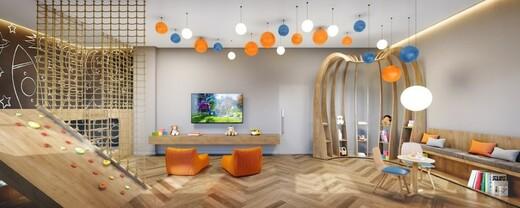 Brinquedoteca - Apartamento 3 quartos à venda Campo Belo, São Paulo - R$ 2.283.596 - II-17534-28710 - 8