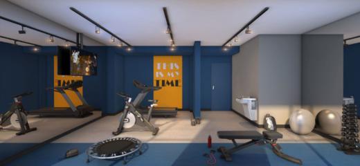 Fitness - Fachada - Nex One Consolação Belas Artes - 859 - 6