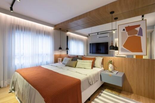 Dormitorio - Fachada - WL Vila Romana - 857 - 11
