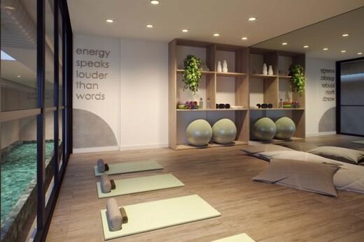 Sala de yoga - Fachada - WL Vila Romana - 857 - 23