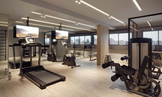 Fitness - Fachada - WL Vila Romana - 857 - 20