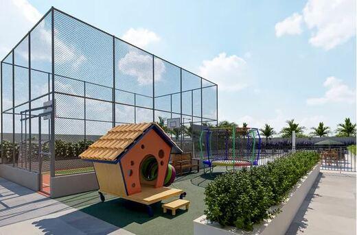 Playground - Fachada - Vivaz Estação Vila Prudente - 937 - 9