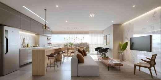 Living - Apartamento à venda Rua Major Maragliano,Vila Mariana, São Paulo - R$ 1.724.810 - II-17676-29004 - 7