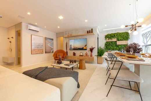Living - Apartamento à venda Rua Major Maragliano,Vila Mariana, São Paulo - R$ 1.724.810 - II-17676-29004 - 10