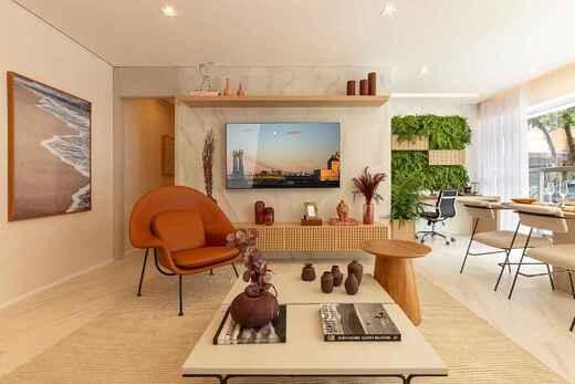 Living - Apartamento à venda Rua Major Maragliano,Vila Mariana, São Paulo - R$ 1.724.810 - II-17676-29004 - 11