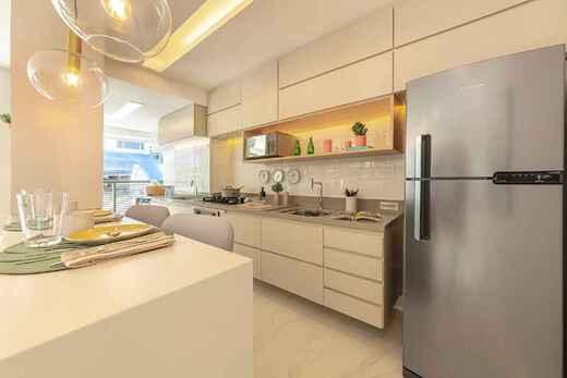 Cozinha - Apartamento à venda Rua Major Maragliano,Vila Mariana, São Paulo - R$ 1.724.810 - II-17676-29004 - 12