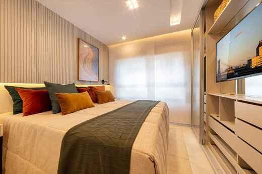 Dormitorio - Apartamento à venda Rua Major Maragliano,Vila Mariana, São Paulo - R$ 1.724.810 - II-17676-29004 - 14