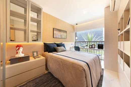 Dormitorio - Apartamento à venda Rua Major Maragliano,Vila Mariana, São Paulo - R$ 1.724.810 - II-17676-29004 - 15